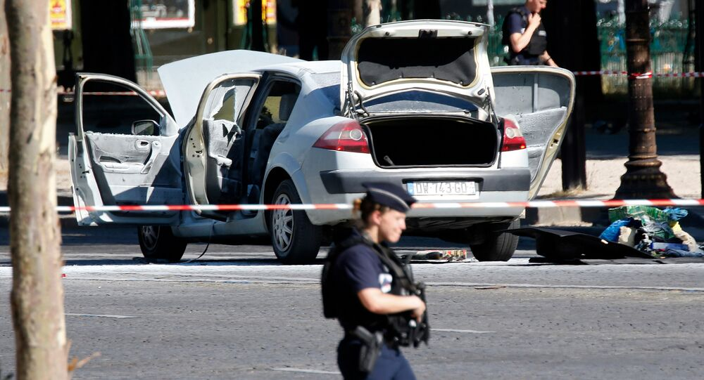 Police Officer Shot in South-Eastern France, Reports Say