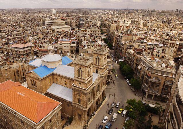 Aleppo, Syria (file)