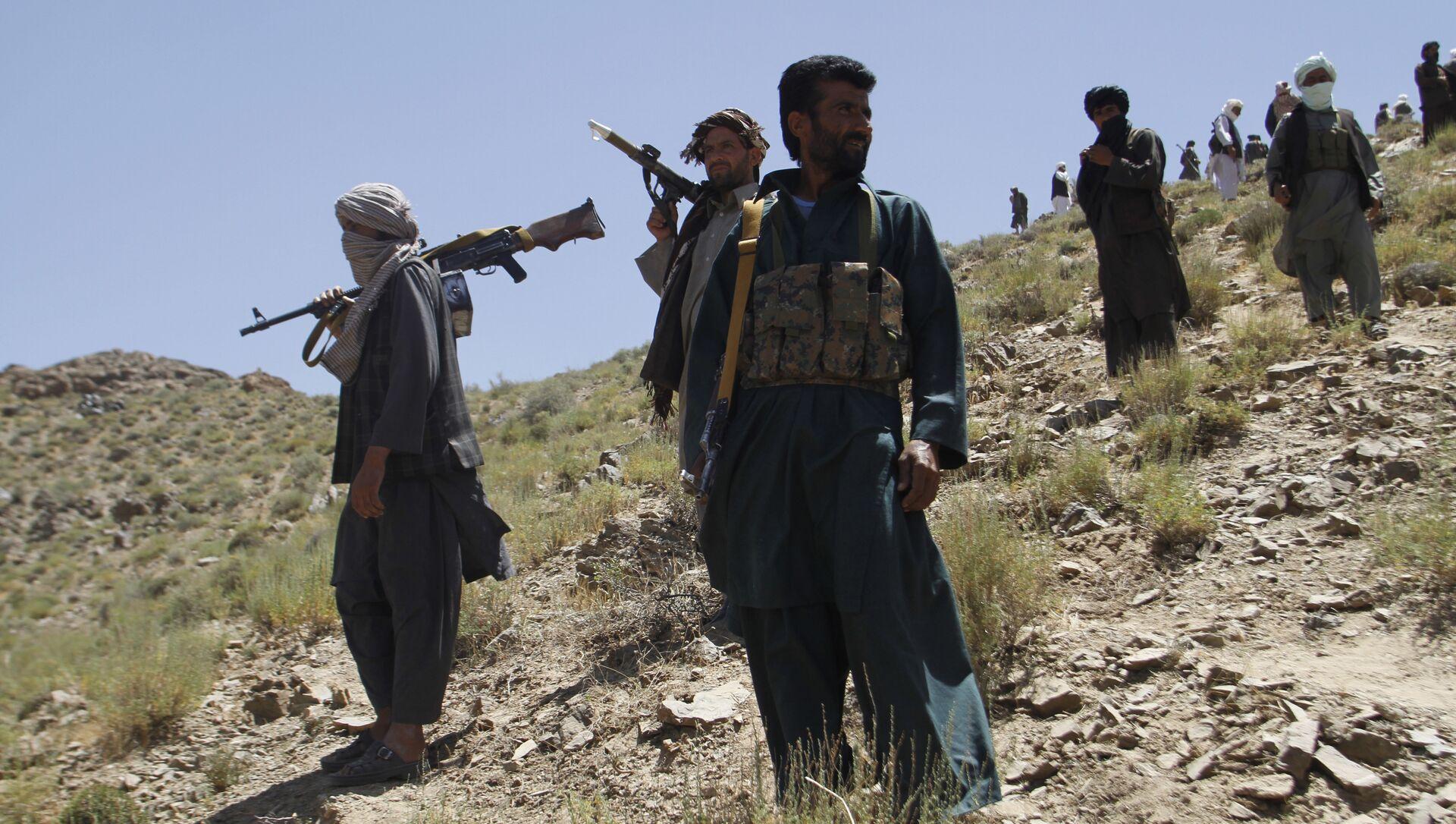 Taliban fighters. (File) - Sputnik International, 1920, 11.08.2021