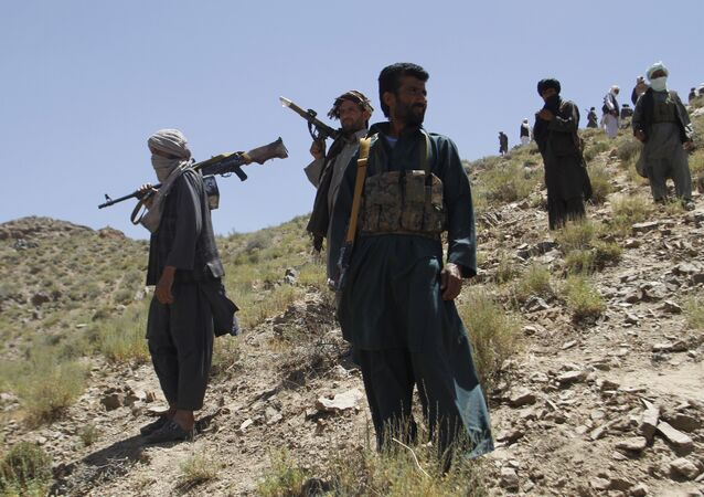 Taliban militants. (File)