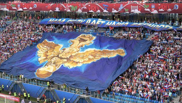 2017 FIFA Confederations Cup. Russia vs. New Zealand - Sputnik International