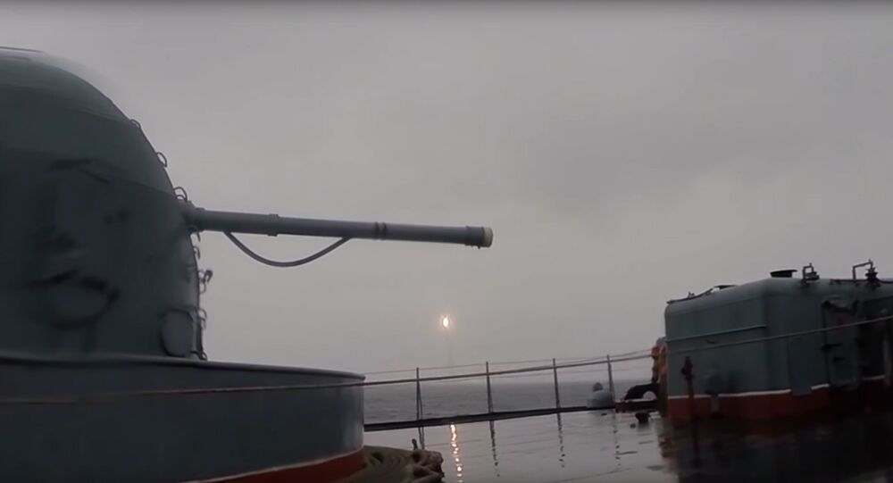 The Yury Dolgoruky strategic missile submarine has launched a Bulava ballistic missile from a designated sector of the Barents Sea towards the Kura range in the Kamchatka Peninsula