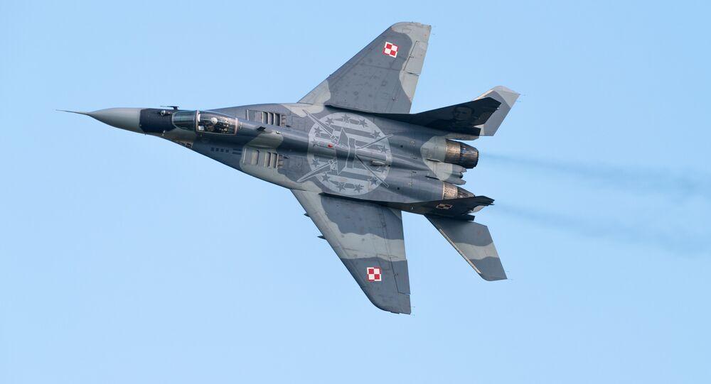 Polish Air Force Mikoyan-Gurevich MiG-29A Fulcrum