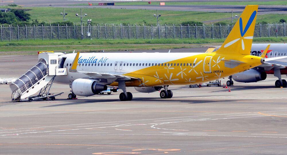 Vanilla Air Airbus A320-241