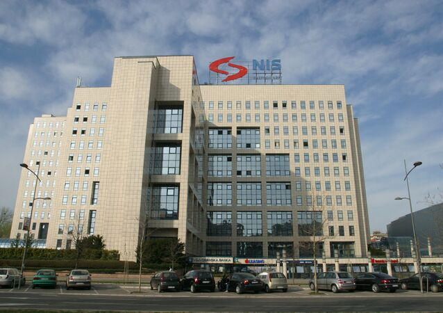 NIS headquarters in Novi-Sad