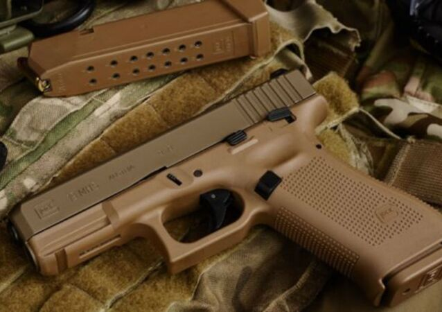 Versions of Glock's compact 9mm Glock 19 and .40S&W Glock 23