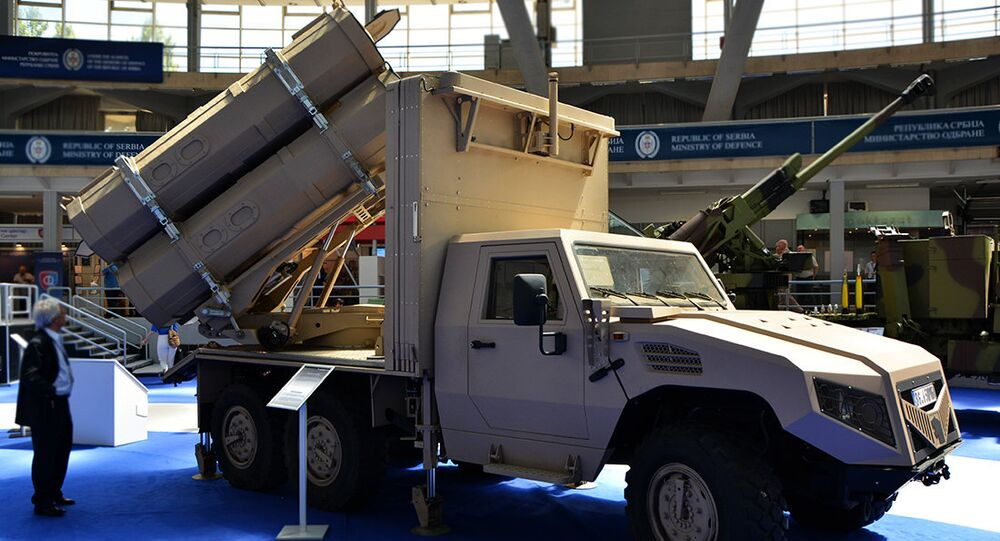 The ALAS missile system