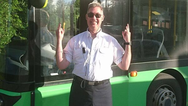 Göran Sandberg - Sputnik International