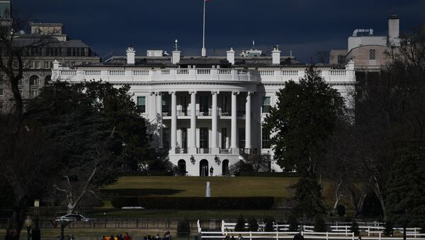 The White House in Washington, D.C. - Sputnik International