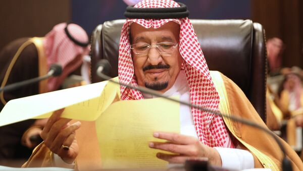 Saudi Arabia's King Salman bin Abdulaziz al-Saud - Sputnik International