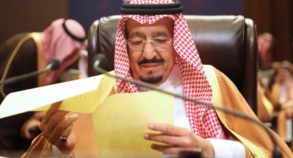 Saudi Arabia's King Salman bin Abdulaziz al-Saud