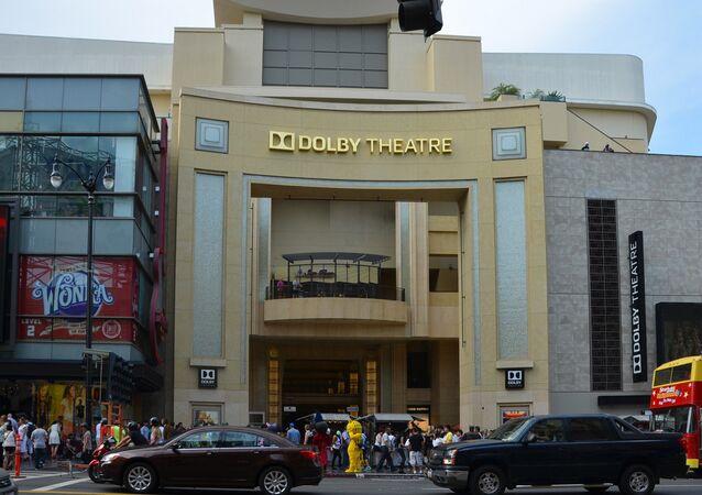Dolby Theatre, formerly Kodak Theatre, Hollywood Boulevard, Hollywood