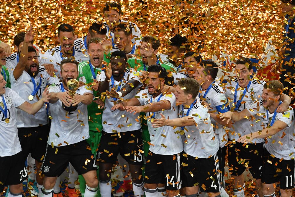 Confedcup Finale