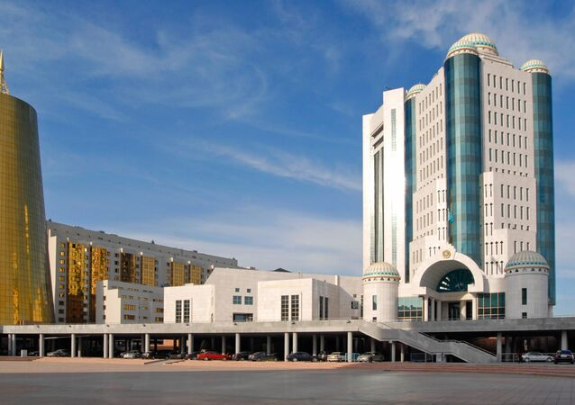 Views of Astana