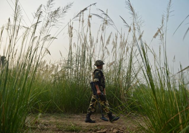 Indian soldier. (File)
