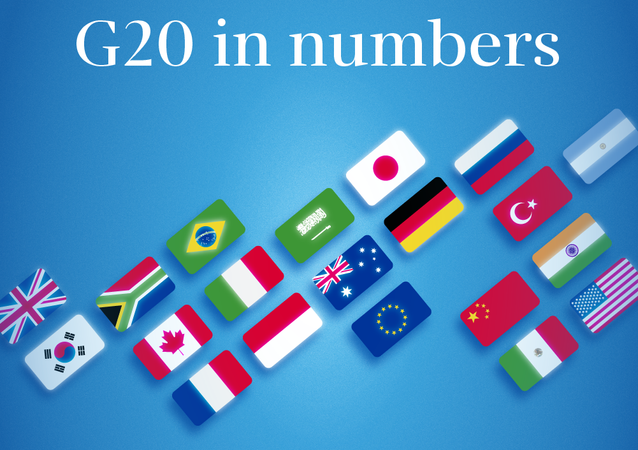 G20 in numbers