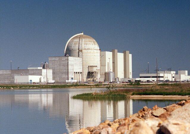 Wolf Creek nuclear power plant in Burlington, Kansas