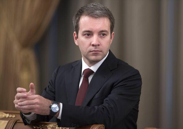 Communications Minister Nikolay Nikiforov (File)