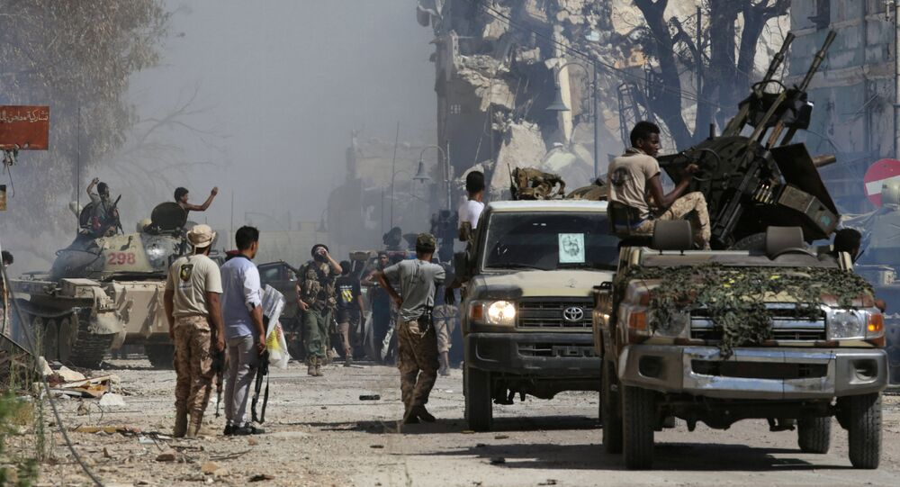 Haftar's LNA Has Taken Control Over Tripoli's