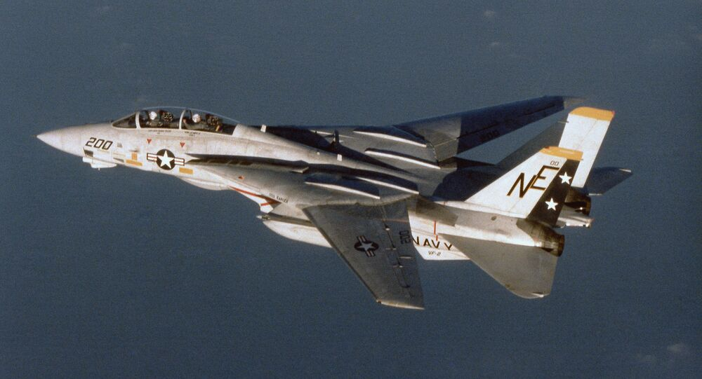 US Air Force F-14A Tomcat
