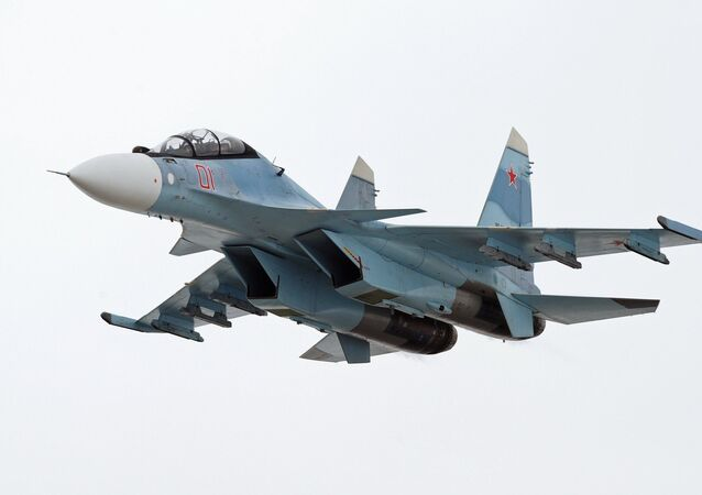 31st aviation fighter regiment in Rostov Region