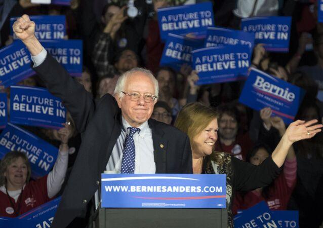 Bernie Sanders Iowa