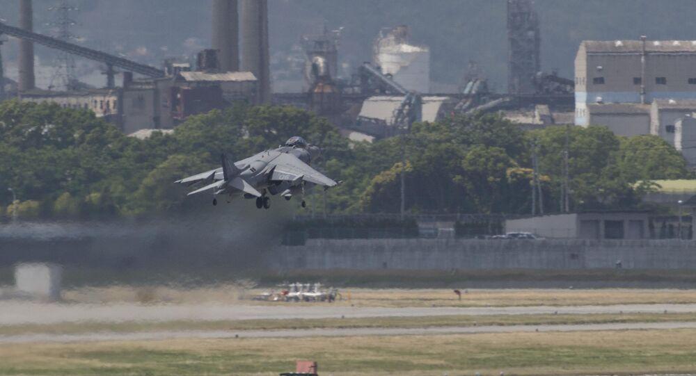 US Jets in Japan