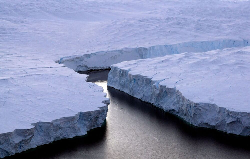 Here Today, Gone Tomorrow: Antarctica's Melting Beauty