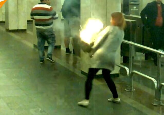 Who Said That Vaping is Safer Than Smoking? Vape Battery Exploded in Minsk Metro