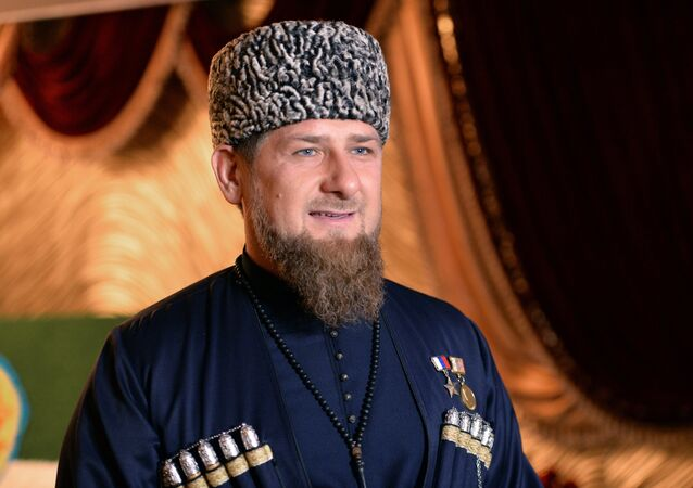 Ramzan Kadyrov sworn in as Head of the Chechen Republic
