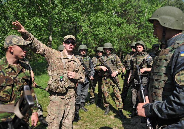 Fearless Guardian - 2015 Ukrainian-US drills
