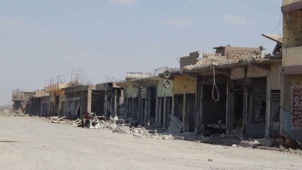 The devastation of Mosul - Sputnik International