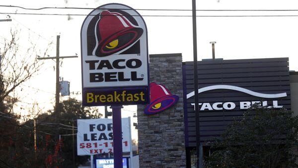 This Thursday, Dec. 15, 2016, photo shows a Taco Bell restaurant in Metairie, La. - Sputnik International
