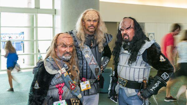 Cosplay at San Diego Comic-Con (SDCC 2014). - Sputnik International