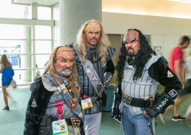 Cosplay at San Diego Comic-Con (SDCC 2014).