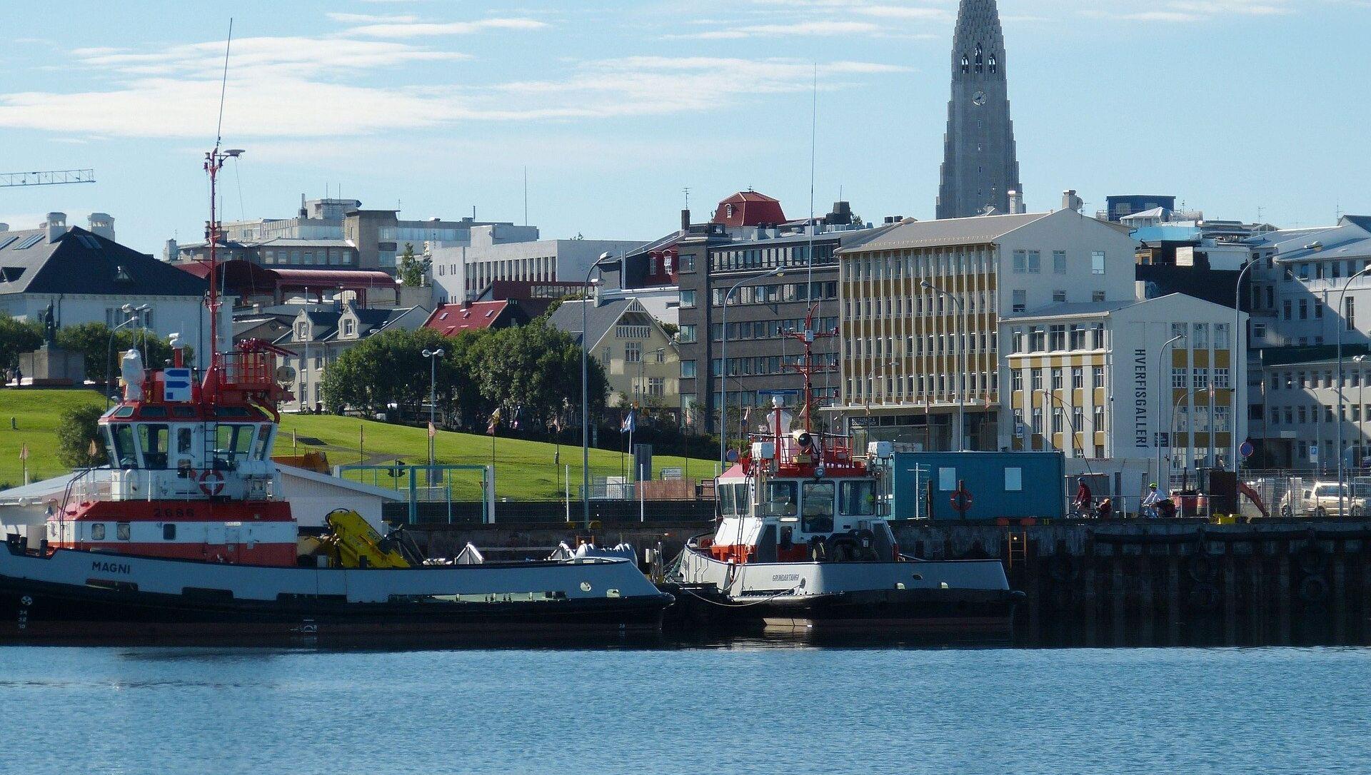 Reykjavík, Iceland  - Sputnik International, 1920, 26.07.2021