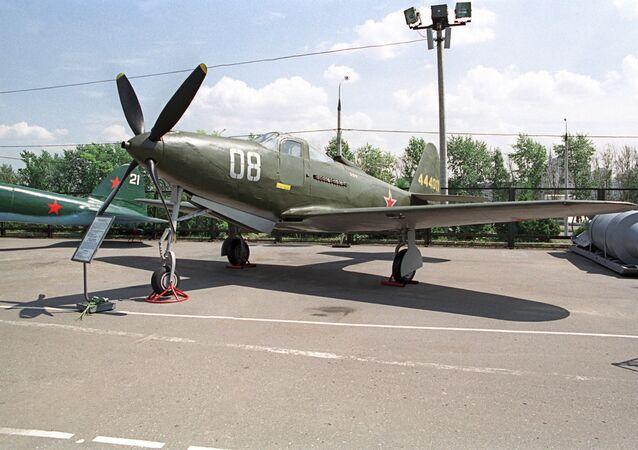 The Bell P-63 Kingcobra, a deriverative of the P-39 Airacobra