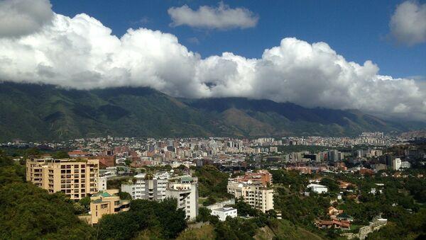 View of Caracas, Venezuela - Sputnik International
