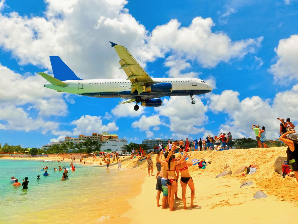 The Most Extraordinary Airports in the World