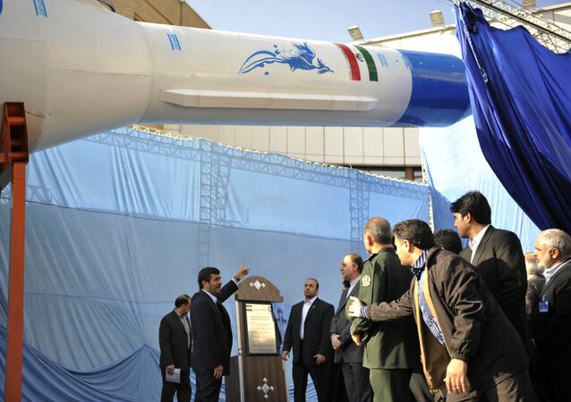 Simorgh launch vehicle