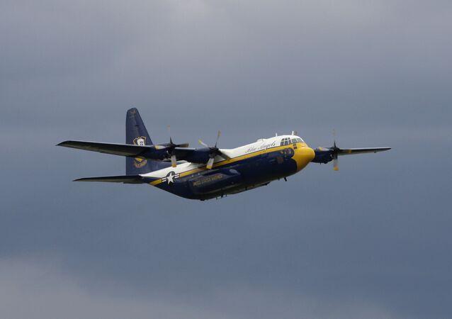 C-130T Aircraft. (File)