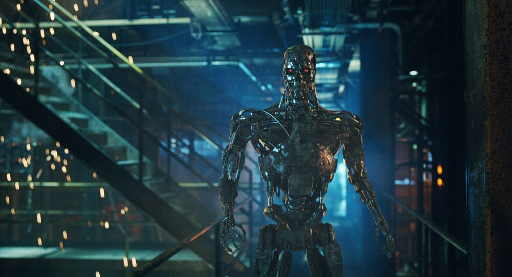 Stills from the film Terminator Salvation: The Future Begins. (File)