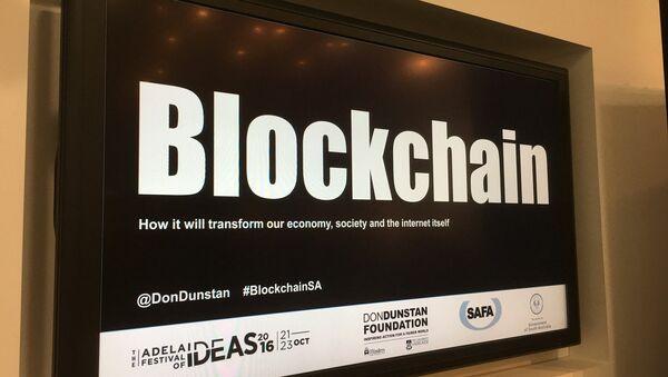 Blockchain - Sputnik International