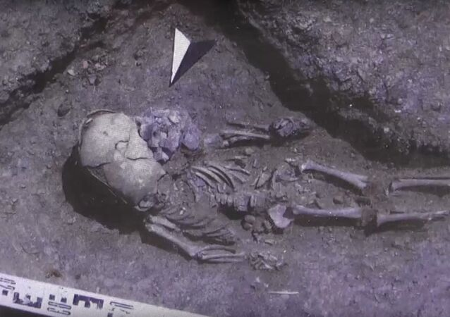 Mysterious 1,5-Year-Old Boy's Skeleton Found In Crimea