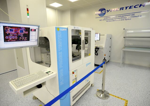 Synertech Russian-French joint venture on space technology