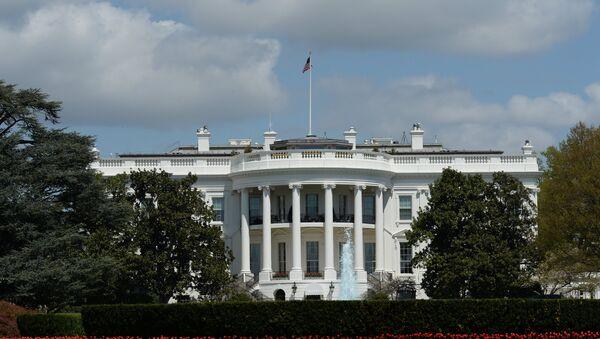Official residence of the U.S. President, the White House in Washington D.C. - Sputnik International