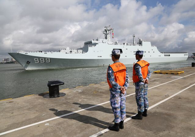 China Djibouti Military Base