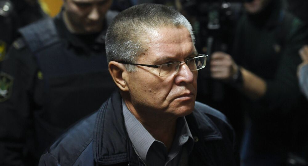 Court examines investigators' request on extending Alexei Ulyukayev's arrest warrant