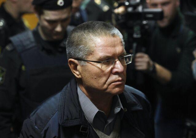 Court examines investigators' request on extending Alexei Ulyukayev's arrest warrant