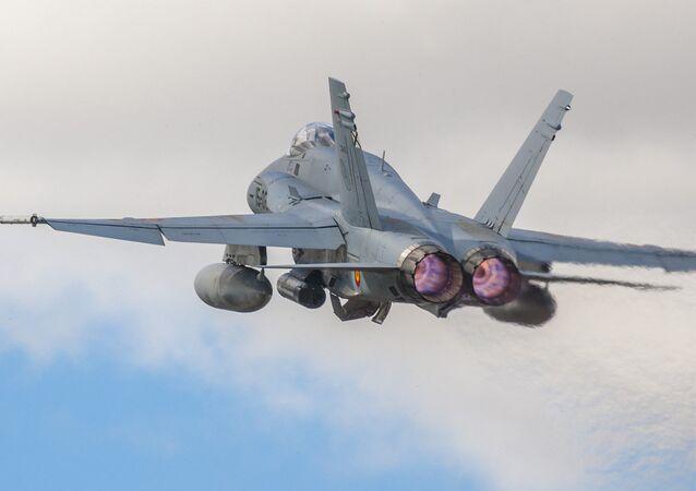 Spanish Hornet